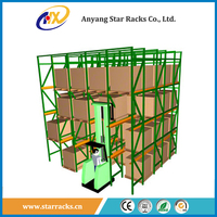 Wholesale Sheet Metal Tyre Storage Racks with Wheels