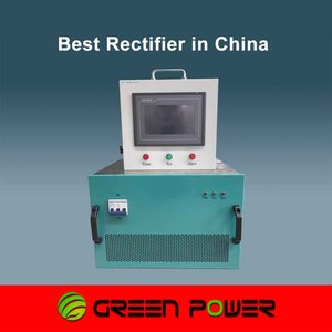 Trans rectifier for Cathode Copper refinery plant 1000a 12v,15v
