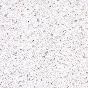Elite Stone 9141 Ice Snow White Quartz Top