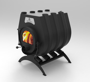 Free Flow cast iron High Efficient Wood Burning Stove best Spare Parts
