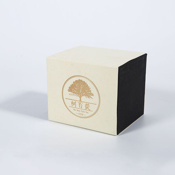 Factory custom recyclable product paper box packaging printing