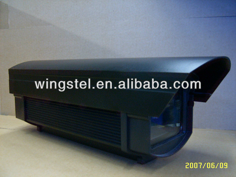 high quality indoor/outdoor cctv camera housing/enclosure