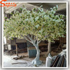 Romantic decoration large artificial tree branches and leaves artificial indoor cherry blossom tree