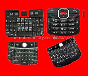 conductive carbon pill slim wireless numeric keypad qwerty keypad Black Keypad For mobile phone curve keyboard top buttons