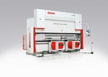 11 Axis Hydraulic Presske Series Dener Puma Xl Cnc