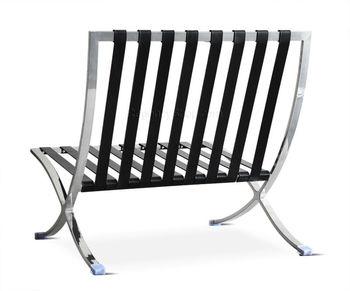 het frame van de Barcelona Chair