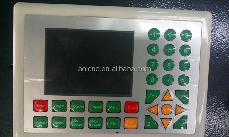 Support Photoshop, Auto CAD 1530 laser cutting machine for sale