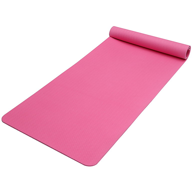 7mm high quality custom digital printed yoga mat with eco friendly tpe rubber material