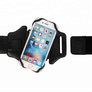 New product High quality waterproof outdoor unisex gender sports armband Custom 180 Degree Rotatable Sport armband for running