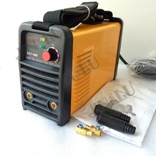 ARC160 ( ZX7-160 ) welder IGBT DC Inverter MMA Welding Machine With 3M earth clamp & 3M earth electrode holder
