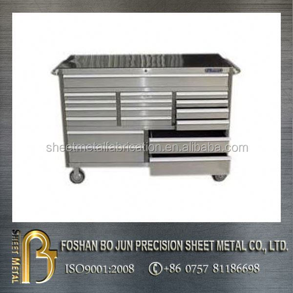 "China supplier custom 72"" tool box"