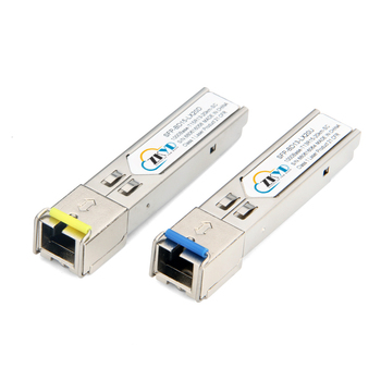 20km Single Fiber 1 25g Sc Sfp Module 1310nm 1550nm 1000m 1 25g Sfp Optical  Transceiver Module - Buy Sfp Optical Transceiver Module Product on