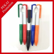 Cheap promotion gift/office stationary supplier plastic opener pen