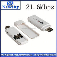 easy carry 3G HSPA+ WIFI modem support Win7/8 Vista/Mac