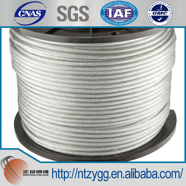 China 3 Strand Wire Rope, China 3 Strand Wire Rope Manufacturers and ...
