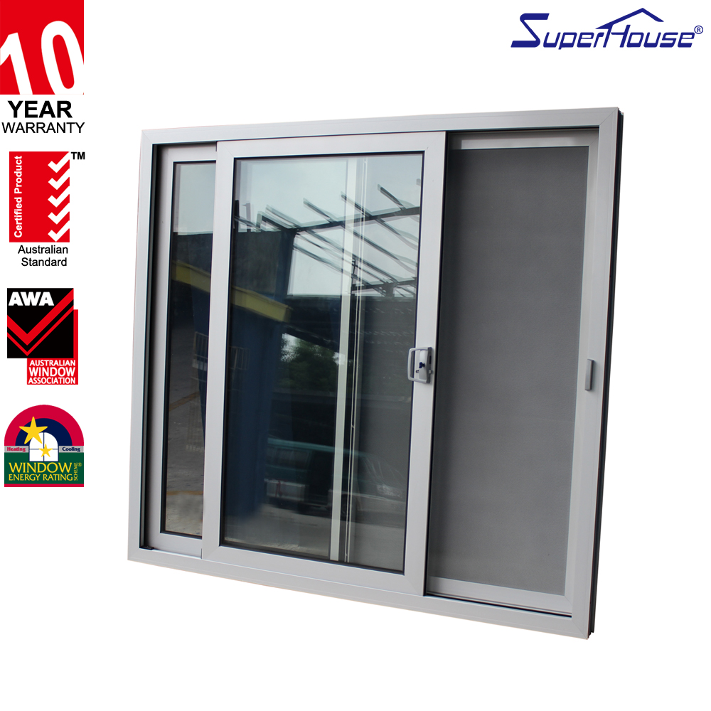Flyscreen Door Taiwan Jufeng Company Wholesale Trackless