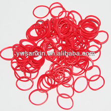 Red Latex Rubber Band Beautiful Rubber Band