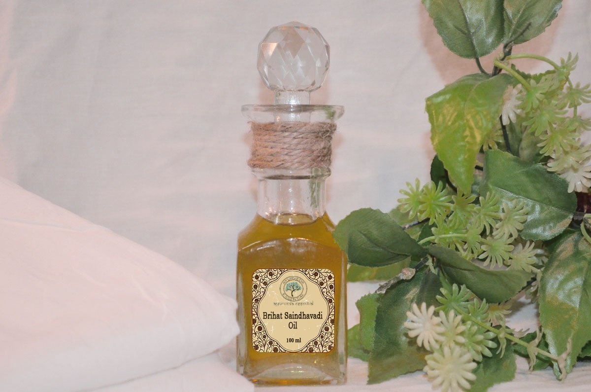 Ayurvedic Pain Relief Oil By Ayurveda Essential