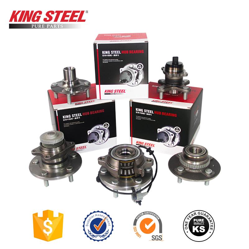 King Steel Japan Car Auto Rear Front Wheel Hub Bearing For ...