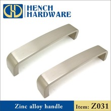 baby furniture zinc handle for cabinet door