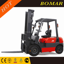 2.5t diesel forklift CPCD25 Cheap Price China Small forklift for sale