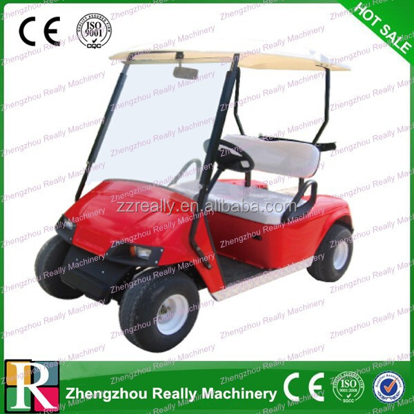 4 seat cheap used Electronic Golf Cart for sale
