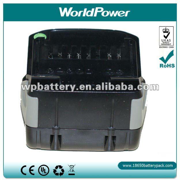BATTERIE 3000mAh 14.4V POUR Hitachi BSL 1415 BSL 1430