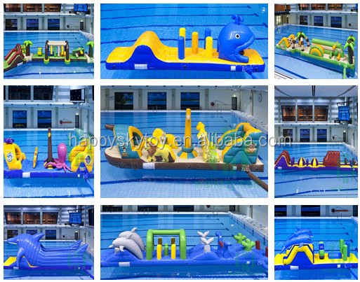 2017 New giant inflatable water toys /pool floating inflatable,water toy
