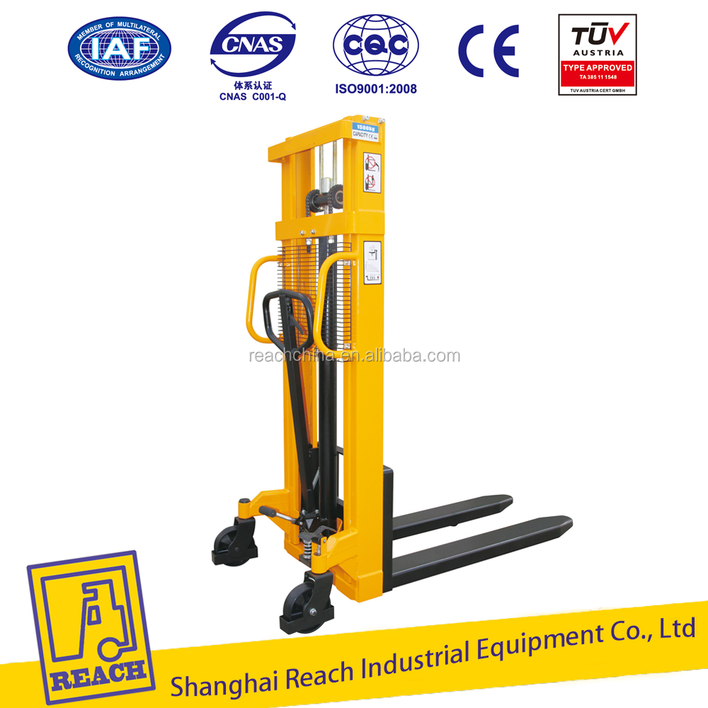 Supply complete range of hydraulic manual stacker hand stacker