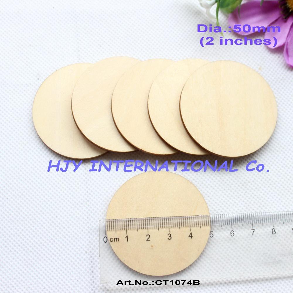 Wood Craft Disks