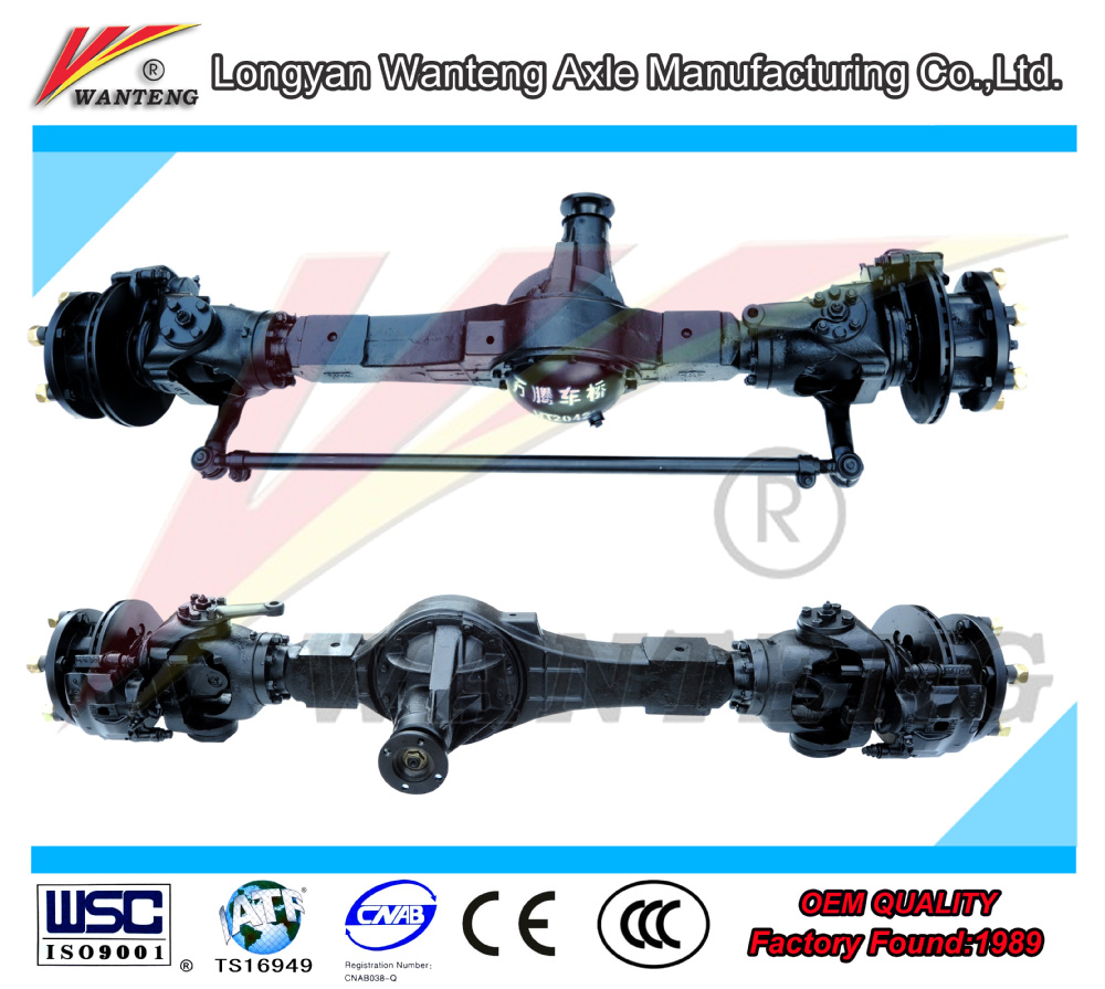 Semi Tractor Front Axle : Front truck axle of tractor for agriculture trailers buy