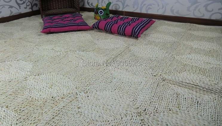tapis de sol de paille promotion achetez des tapis de sol. Black Bedroom Furniture Sets. Home Design Ideas