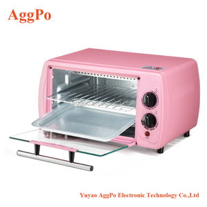 Extra Wide Convection Countertop Toaster Electric Oven Rotisserie Convection Countertop Toaster Oven Pink Color For Girl