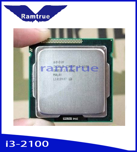 New stock intel desktop processor i3-2100