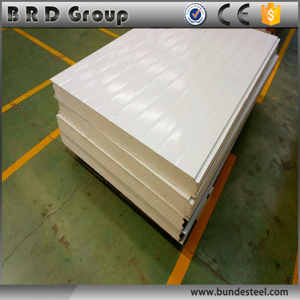heat preservation material insulation sandwich cold room panel