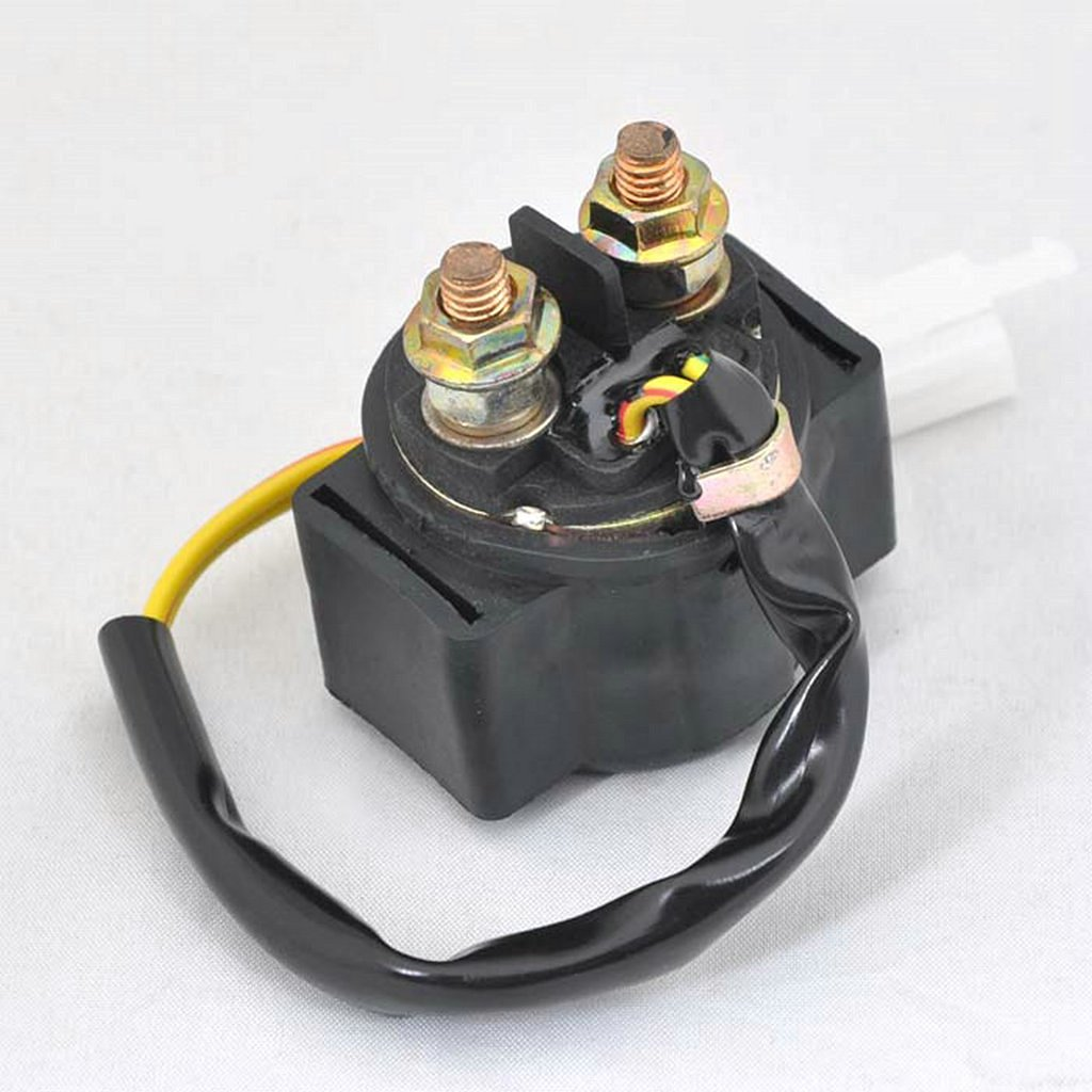 Cheap Kriss Motorcycle Relay Find Deals On Wiring Starter Get Quotations Sunny New Solenoid For Gy6 125 Round