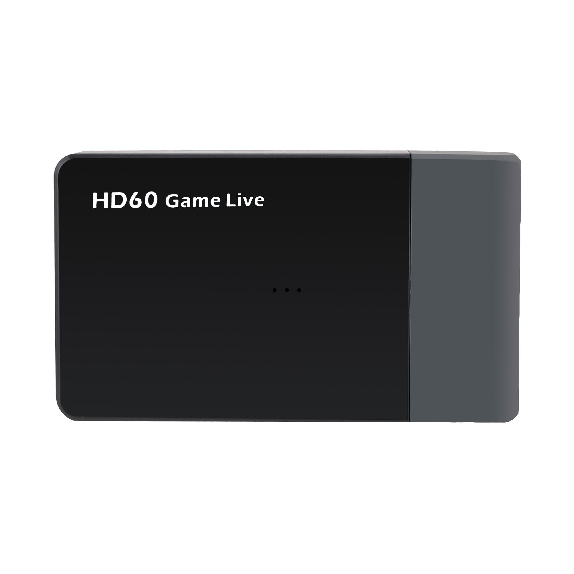 Amazon hot selling 1080P HDMI to USB 3.0 UVC video game Capture  for Live streaming with MIC input ezcap261M