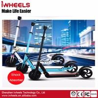 China Supplier Lightest Foldable Electric Skate Scooter For Adults