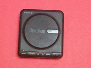 Sony Corporation Sony Discman D-12 Sony Compact Disc Player D-12 CD Player