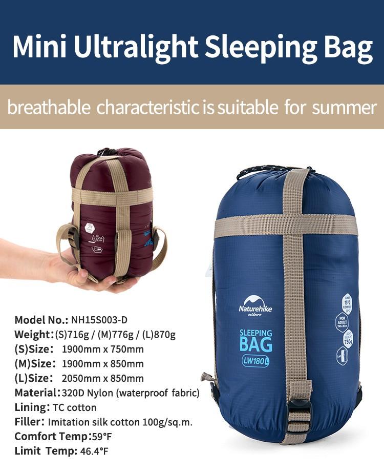 90794dea302 Mini ultra light sleeping bags outdoor camping sleeping bag adults Indoor  silk sleeping bag liner
