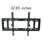 32 to 65 inch tv bracket lcd sliding magnetic pole bed tilt wall mount for tv
