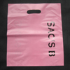 High quality custom printing heat seal plastic shopping bags die cut handle bag