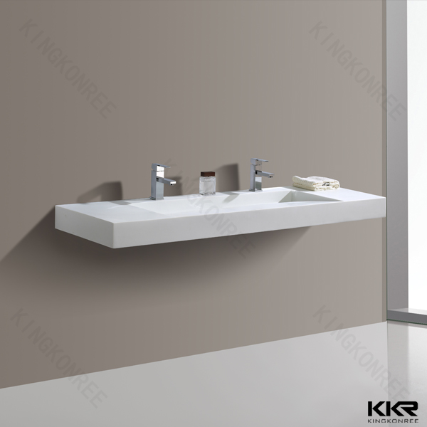 Solid Surface Washplane /artificial Stone Hotel Lavatory Sinks ...