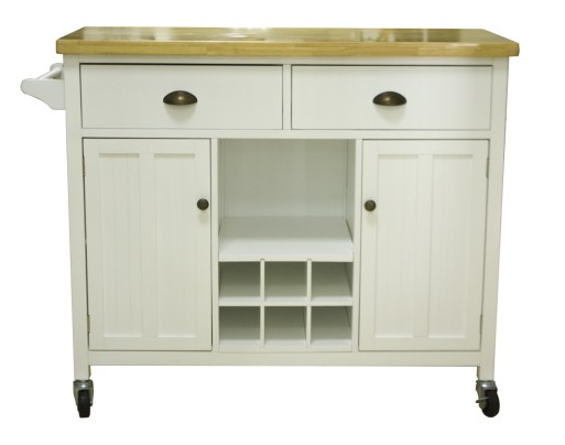 Hotel Luxury Kitchen Island Trolley