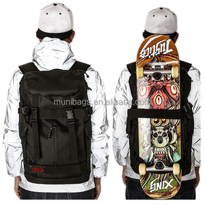 Skateboard Tasche Rucksack Custom Skating Backpack Skate scooter bag