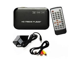 Top-cofrld USB Full Hd 1080p HDD Media Player Hdmi VGA MKV H.264 Portable Hd Multi Media Player 3 Outputs Hdmi, Vga,av,2 Inputs Sd Card&usb Reader for Hdds or Pen Drives,digital Auto-play&loop-play