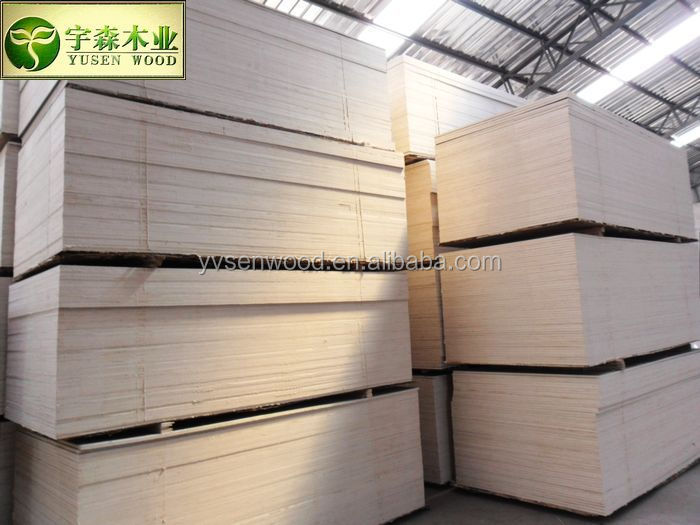 1220x2440mm hardwood core commercial plywood for furniture for Furniture grade plywood