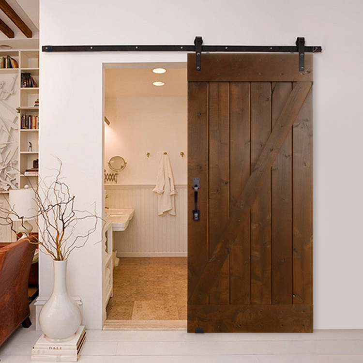 Solid Wooden Barn Sliding Door