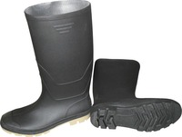 RB110 PVC and special matreial CE EN 20347 safety protective rain boots