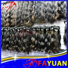 Factory outlet genesis 100% brazilian weaving nature hair